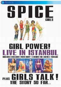 Cover Spice Girls - Girl Power! Live In Istanbul [DVD]
